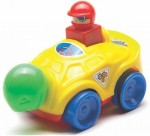 Avani Industries Cars, Trains & Bikes Avani Industries Push N Go Turbo Toy
