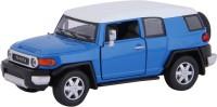 Kinsmart Die-Cast Metal Toyota Fj Cruiser (Blue)