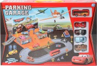 Babeezworld Car Parking Toy (Red)
