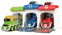 TOMY Whack'em Racers Toy Vehicle (Multicolor)