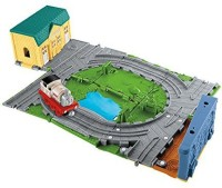 Fisher-Price Thomas & Friends Take-n-play Portable Railway. (Multicolor)