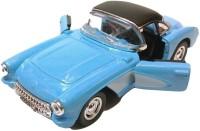 SAURABH IMPORT BLUE VINTAGE CAR (BLUE)