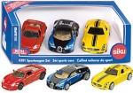 Siku Cars, Trains & Bikes Siku Sports Cars
