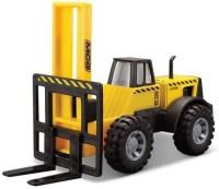 Maisto Builders Zone Forklift (Yellow, Orange)