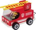 Hape Fire Truck - Multicolor