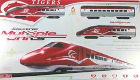 I SQUARE ENTERPRISES Tiger train