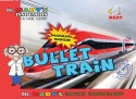 Matrix Educare Bullet Train - White, Black