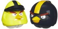 Angry Birds Playskool Heroes Angry Birds Go! Yellow Bird And Black Bird (Multicolor)