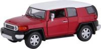 Kinsmart Die-Cast Metal Toyota Fj Cruiser (Red)