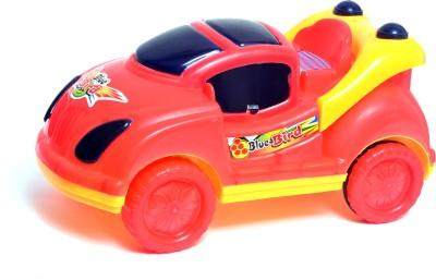 KKD (Kids Zone) Blue Bird Car