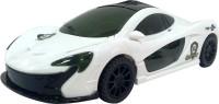 VTC SPORTS RACER 3D LIGHT MODEL CAR (WHIE)