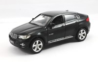 Little Grin BMW X6 Die Cast Replica Model Car 1:32 Scale Gift Toy For Kids (Black) (Black)