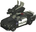 Transformers Dark Of The Moon - MechTech Deluxe - Barricade - Black