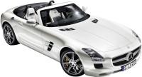Maisto Mercedes Benz SLS AMG Roadster (Silver)