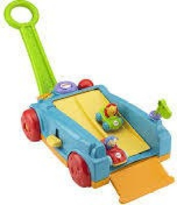 Fisher Price Cars, Trains & Bikes Fisher Price Rock & Roll Wagon