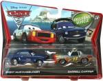 Pixar Cars Cars, Trains & Bikes Pixar Cars Brent Mustanburger and Darrell Cartrip