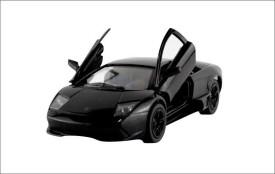 Mayatra's Kinsmart Lamborghini Murcielago LP640 Black