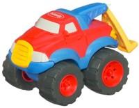 Playskool Busy Basics-Rumbling Tow Truck (Multicolor)