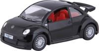 Kinsmart Die-Cast Metal Volkswagen New Beetle Rsi (Black)