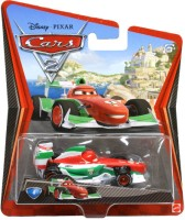 Pixar Cars Francesco