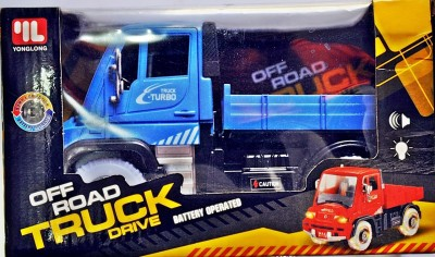 Ruppiee Shoppiee Off Road Truck Drive (Blue)
