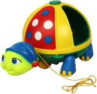 Funskool Roly Poly Turtle (Multicolor)