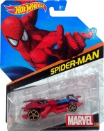 Hot Wheels Cars, Trains & Bikes Hot Wheels Spiderman
