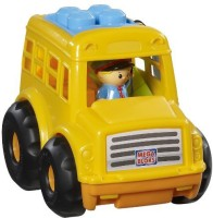 Mega Bloks Lil' School Bus (Yellow)