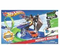 HotWheels Max Steel Elementor (Multicolor)