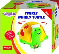 Funskool Twirly Whirly - Turtle: Vehicle Pull Along