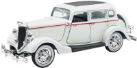 New Ray New Ray 1/32 1934 Ford Deluxe Fordor (White)