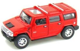 Mayatra's Kinsmart 2008 Hummer H2 SUV Red