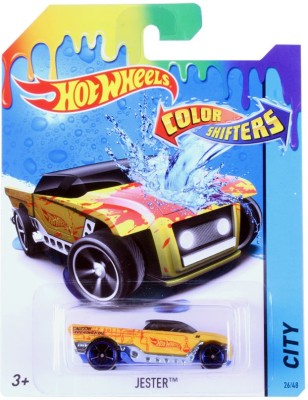 Hot Wheels Cars, Trains & Bikes Hot Wheels Hot Wheels Color Shifters 1:64 Vehicle Jester