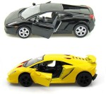 Kinsmart Cars, Trains & Bikes Kinsmart Lamborghini Gallardo and Lamborghini Sesto