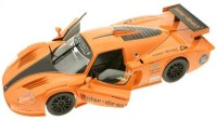Bburago Maserati MC12 1/24 Diecast Model Car (Orange)