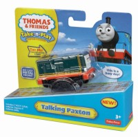 Fisher-Price Talking Paxton Engine (Multicolor)