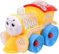 Smart Picks Funny Locomotive Engine (Multicolor)