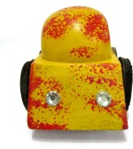 DCS Cars, Trains & Bikes DCS Yellow