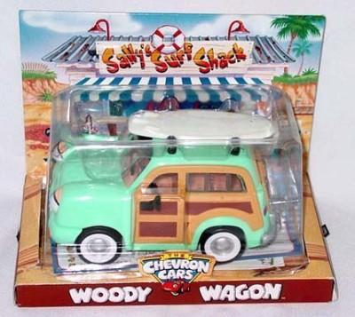 Chevron Cars, Trains & Bikes Chevron Car Woody Wagon