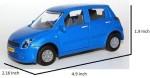 Centy Toys Cars, Trains & Bikes Centy Toys Swift Car