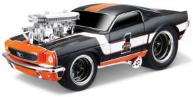 Maisto Harley Davidson 1966 Ford Mustang 1/24 Diecast Model Car