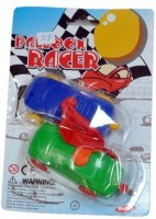 KB's Balloon Racer Car (Red, Blue)