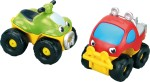 Smoby Cars, Trains & Bikes Smoby Vroom Planet Set