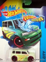 Hot Wheels Hot Wheels Color Shifter Model: