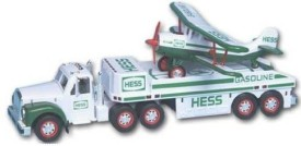 Hess 2002 Truck And Airplane