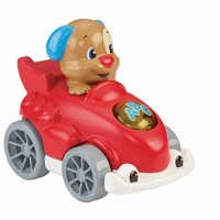 Fisher-Price Laugh & Learn Smart Speedsters, Puppy (Multicolor)