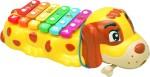 Kidszone Push & Pull Along Kidszone Melody Puppy