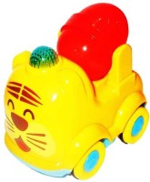 Smart Picks Cat Cute Animal Mini Car (Multicolor)