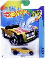 Hot Wheels Color Shifter Jester Vehicle (Yellow)