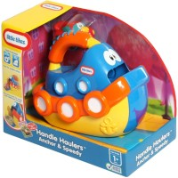 Little Tikes Handle Haulers Anchor and Speedy